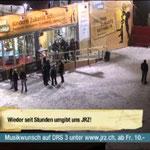 """McTAXI Live im Fernsehen – Anlässlich von """"Jeder Rappen zählt"""" 2010"""