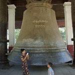 Die größte intakte Glocke der Welt.