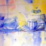 l'heure du thé   Tea Time