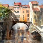 Pont des Marchands, Narbonne  SOLD