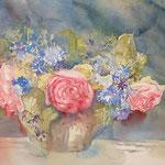 Fleurs en bouquet   Bouquet of flowers