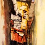 La ruelle / The little street