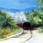 Train des Cevennes   Sold