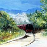 Train des Cevennes   Sold