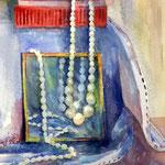 Les perles de Maman  Mother's pearls