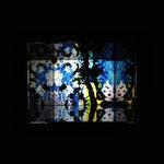 「みずたまり -水鳴 suimei-」 ビデオインスタレーション 2012
