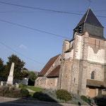 Eglise de Planty