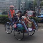 Luxe vervoer naar de Tongtong