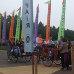 Aankomst op de Tongtong