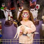 Дети и той-фокстерьеры на Фестивале пород в рамках Зоошоу