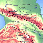 Кавказский регион.