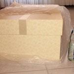 Brautkleidbox - In dieser Box hat das Kleid genug Platz