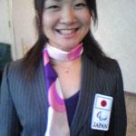 佐藤真海 北京パラリンピック壮行会