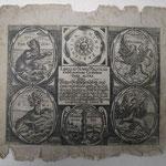 aus: Meisner Daniel, Kieser Eberhard, Thesaurus philopoliticus, Kupferstich, 1638
