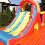 Hüpfburg Mega Slide