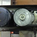 自動ドアモーター修理