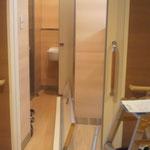 トイレドア修繕