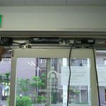 自動ドア用センサー新設工事