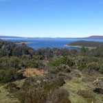 great central Lake, Tassmanien