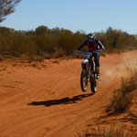 Finke Dessert Race, Alice Springs