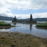 Hinduistischer Wassertempel auf Bali