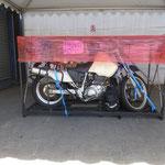unpacking my bike