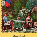 Pflanzenkatalog Cover von 1967