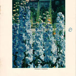 Pflanzenkatalog Cover von 1958