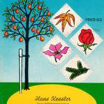 Pflanzenkatalog Cover von 1962