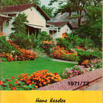Pflanzenkatalog Cover von 1971