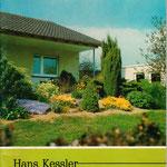 Pflanzenkatalog Cover 80er Jahre