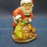 19D - Babbo Natale in Legno