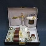 25C - Valigetta da campo con accessori per celebrazione eucaristica