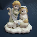 2U - Natività in porcellana