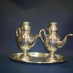 1C  - ampolline in argento lavorato a mano