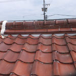 完成!ごれで屋根も安心です。