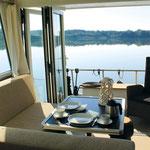 Hausbooturlaub in Brandenburg | Hausboot mieten in Brandenburg | Hausboot Premiumklasse