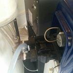 installation adoucisseur Fleck 5600 V aquapur