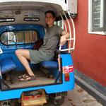 Taxi-bleu
