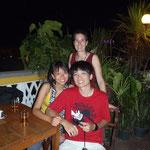 Geraldine, Eric et moi