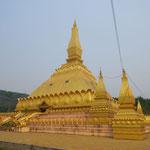 Stupa doré de Luang Namtha