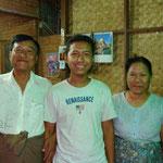 Famille de Pyisone