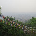 Smog sur Katmandou