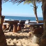 Tangalla's beach