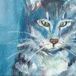 Katze 18x24 cm                                                                                               10,00€