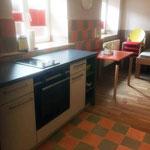 Mini-Appartement Küche