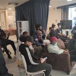 24/02/2021: Forum d'inclusion sociale FR - Intervention Eunice Barber