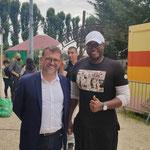 03/07/2021: Avec Olivier Klein, Maire de la ville. Évènement à Clichy-sous-Bois - Dialogue Police/Jeunesse, comment apaiser les tensions?