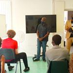 15/06/2021: Intervention avec Abdoulaye Kanté à l'E2C - Antenne de Creil