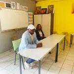 """28/04/2021: Forum d'inclusion sociale FR avec Aïssata Seck chez Femmes sans frontière à Creil """"Ma vie, mon engagement"""""""
